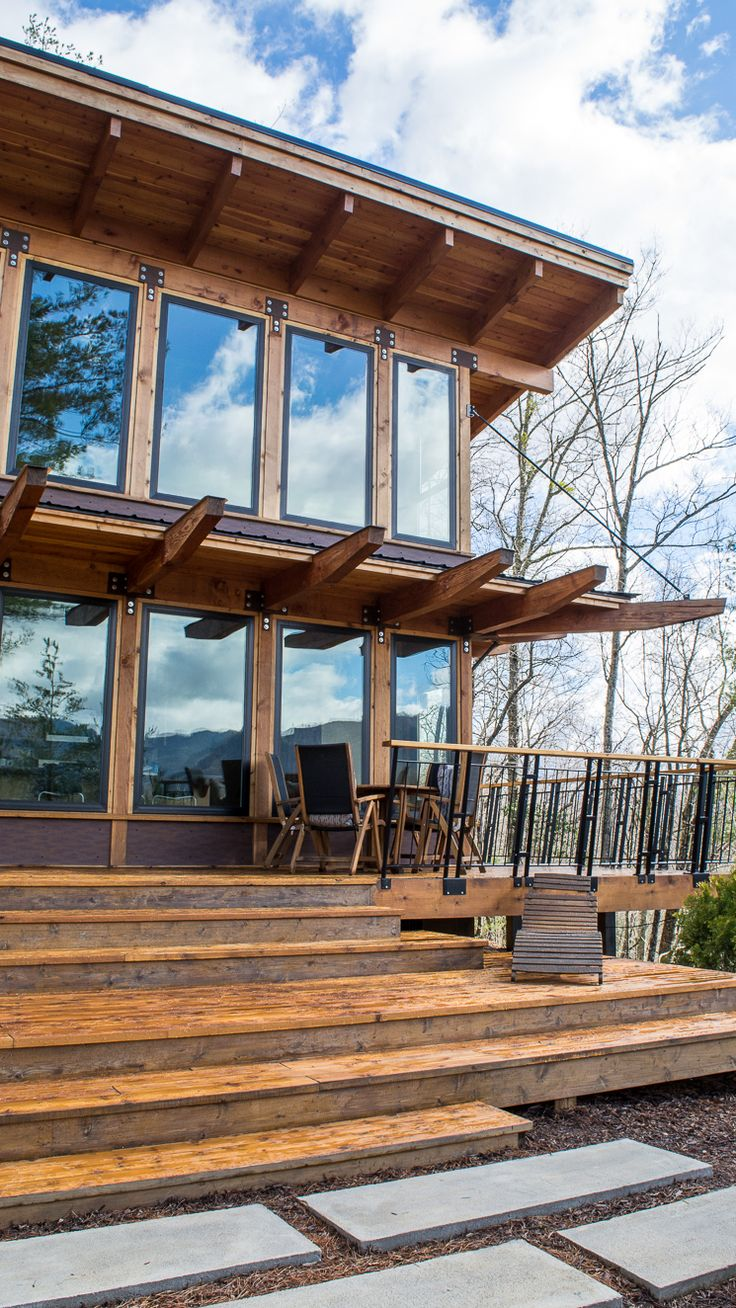17 Best Ideas About Luxury Cabin On Pinterest Rustic