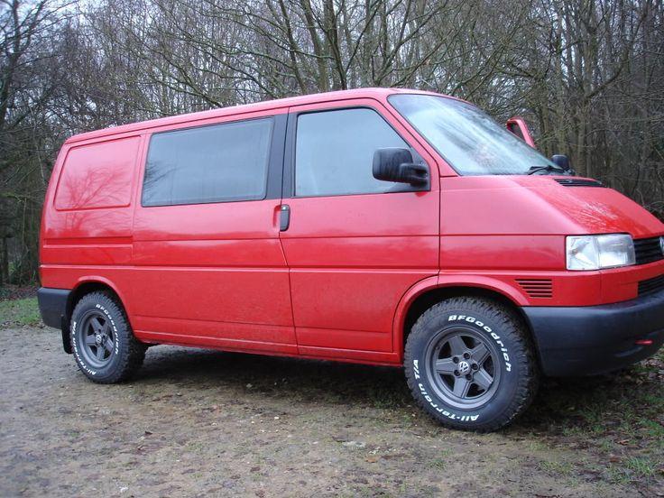 215/75r15 BFG on Mercedes Melber (andere ET waarde dan Penta)  Standaard rijhoogte!       Biggest tyres (not wheels!!) on a T4?? Pics pleas.... - Page 12 - VW T4 Forum - VW T5 Forum