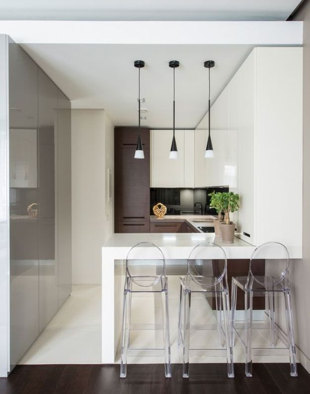 12 besten Small Kitchen Decor Bilder auf Pinterest | Moderne küchen ...