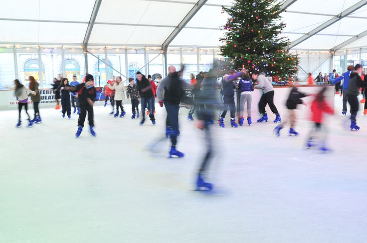 It's the best Ice Rink this side of the North Pole, it's the freeze on the Quays! Yes folks it's back, Winterval on Ice sponsored by DoneDeal.ie returns for yet another year of great family friendly fun.