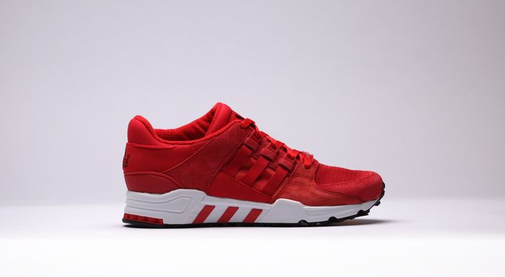 """Adidas Equipment Support Running 93 """"All Red"""" at Afew"""