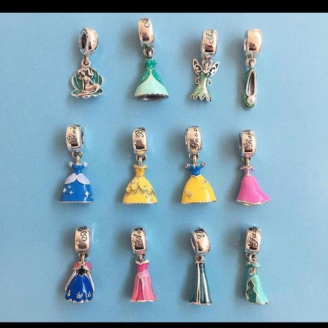 Disney Princess Pandora Bracelet