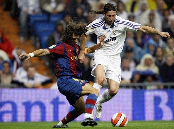 El Clasico: Real Madrid Vs Barca [0 - 2] on Sat, 10th April ...