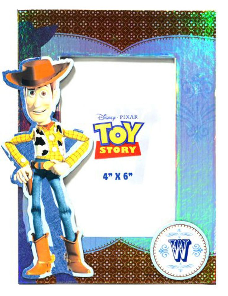 """Disney/Pixar Toy Story 4"""" x 6"""" Picture Frame: """"Woody"""" #ToyStory"""