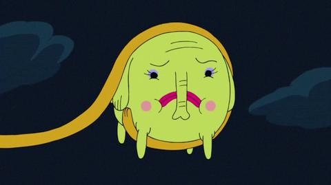 Tree Trunks, from Adventure Time