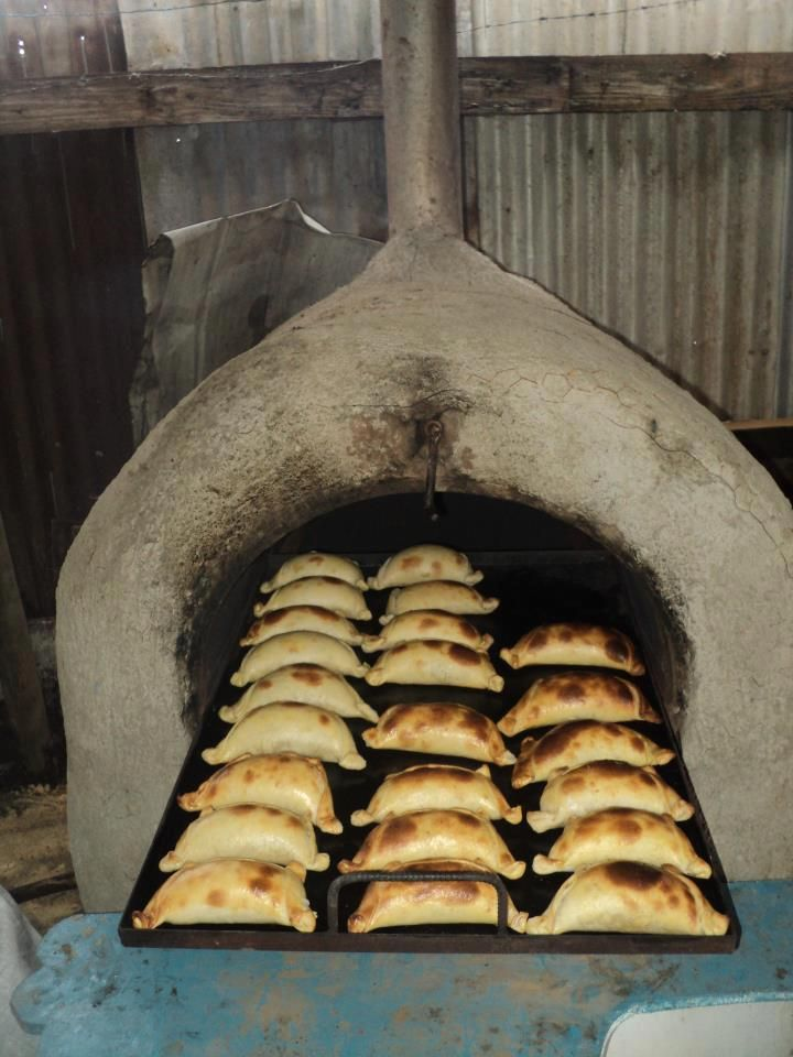 Empanadas. Traditional food from Chile.