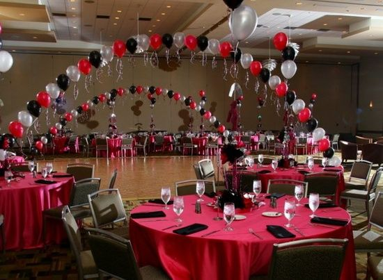 25 best ideas about class reunion decorations on for Balloon decoration classes