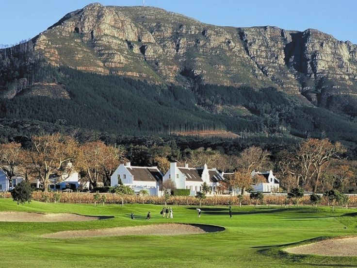 Steenberg Hotel: Cape Town, South Africa