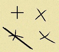 знаки руки кресты хиромантия