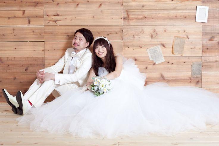 ドレス スタジオプラン☆ | フォトウェディング・結婚写真の前撮りならONESTYLEへ
