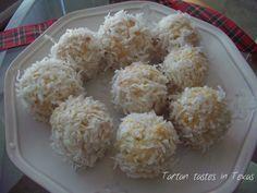 FROM A SCOTTISH RECIPE BOOK!!! Tartan Tastes in Texas: Scottish Recipes - Scottish Snowballs