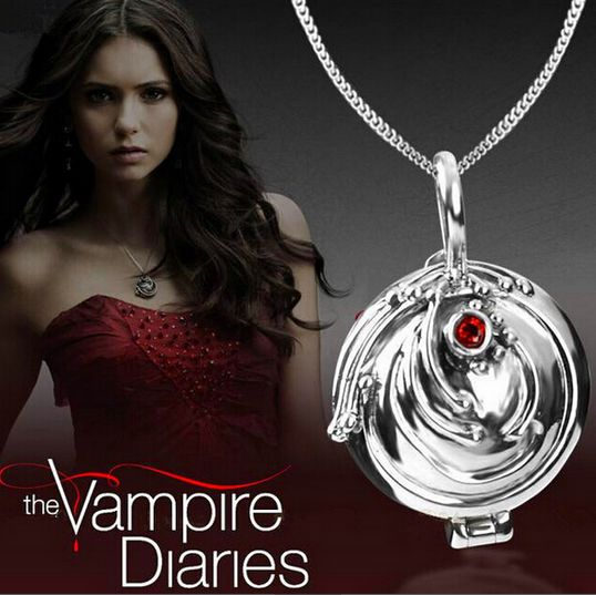 Elena Vervain Necklace