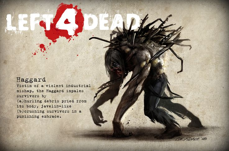 The mighty Haggard, more brutal than a Tank. He was cut because he was extremely difficult to kill.