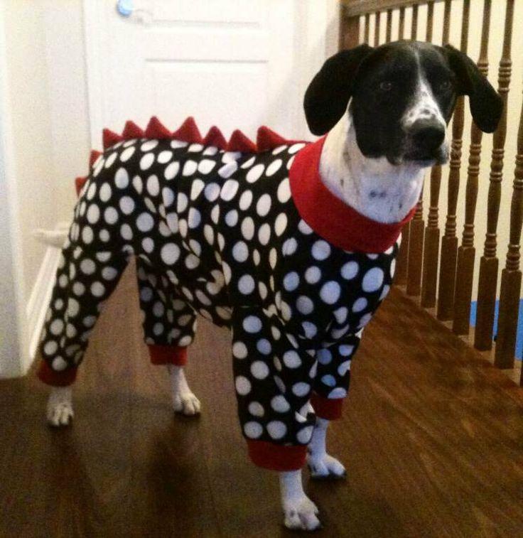 large dog pajamas dinosaur onesie by k9exclusive $ 45 00 more dogs ...