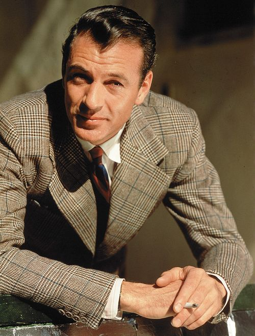The human side of Gary Cooper. Article here.