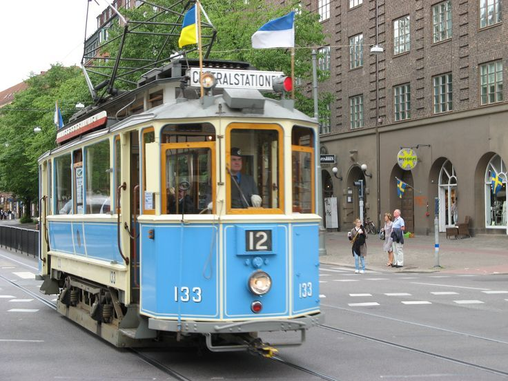With Over 150 Km The Gothenburg Tram Is The Larges