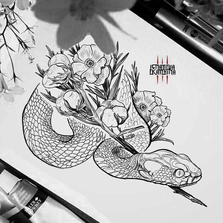 Художественные татуировки (Тату в Воскресенске)