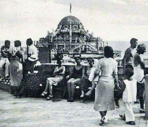 """Ostia – Stabilimento balneare """"Roma"""" (1922/1943)"""