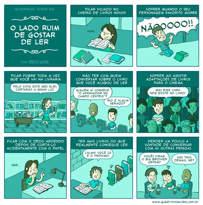 Best 89 quadrinhos cidos ideas on pinterest comics comic strips bad side of enjoying reading no one to share ideas with you when they like only what ordinary media shows fandeluxe Image collections