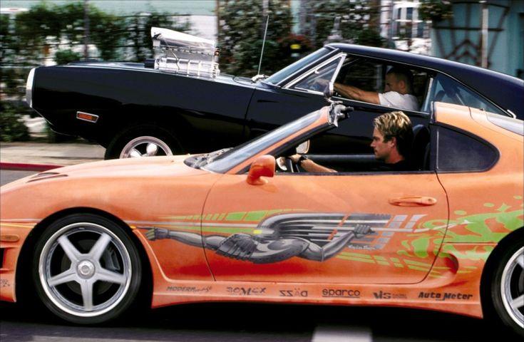 Fast And Furious en jeu 8-BIT !
