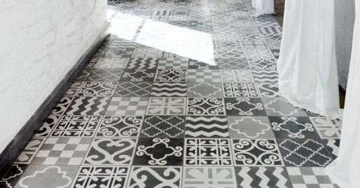 Caustic Cement Tile By Paola Navone From Carocim