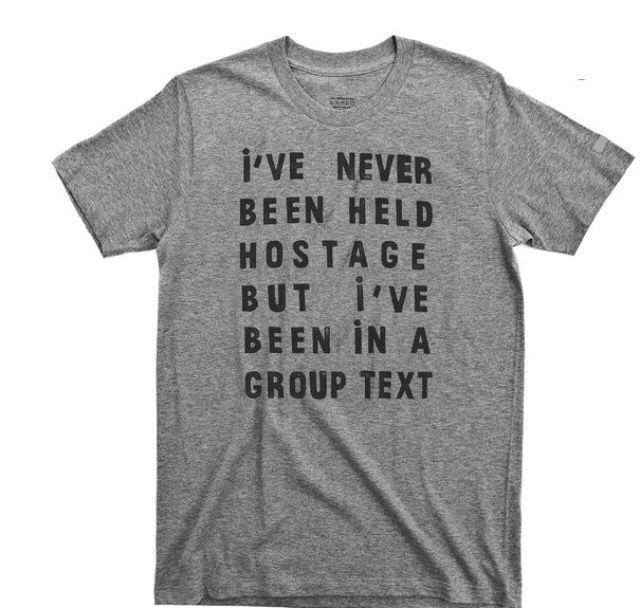 I gotta get me this shirt x