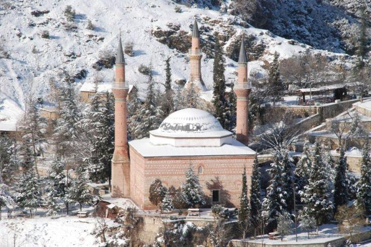 Bilecik-Orhan Gazi Camii