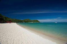 Beach Koh Panghan