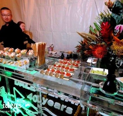 Very nice #foodbuffet for a perfect #corporateevent.