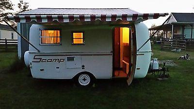 1983 16 ft Scamp Camper