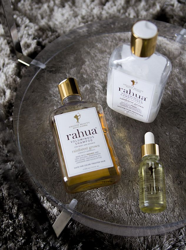 rahua voluminous shampoo review // Organic Beauty // Naturkosmetik Produkte