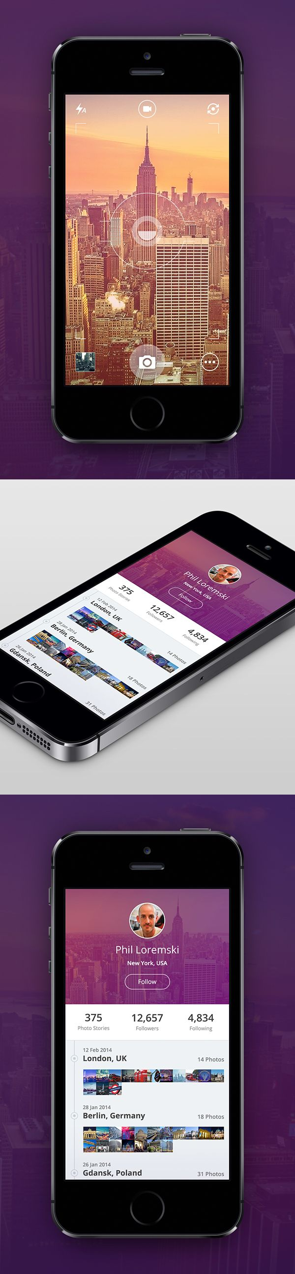 Camera App