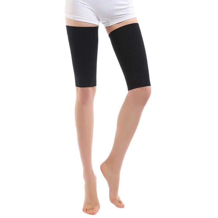 Pressure Stovepipe Socks Burn Fat Prevent Varicose Veins Thigh Guard sale