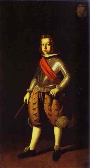 Francisco de Zurbarán Don Alonzo Verdugo de Albornoz , 1635 Oil on canvas