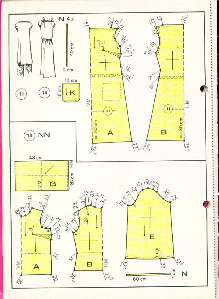 Vintage Sewing Patterns 143 winter 1976  Patternmaking