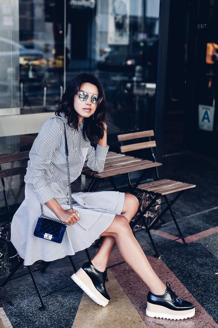 VivaLuxury - Fashion Blog by Annabelle Fleur: CHANEL BLUES