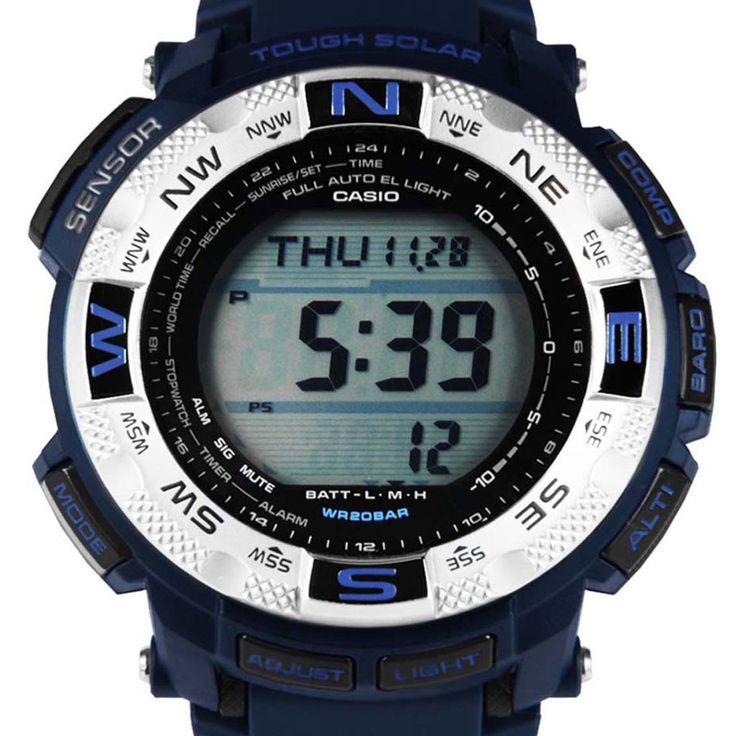 Casio protrek tough solar mens watch prg2602 prg260