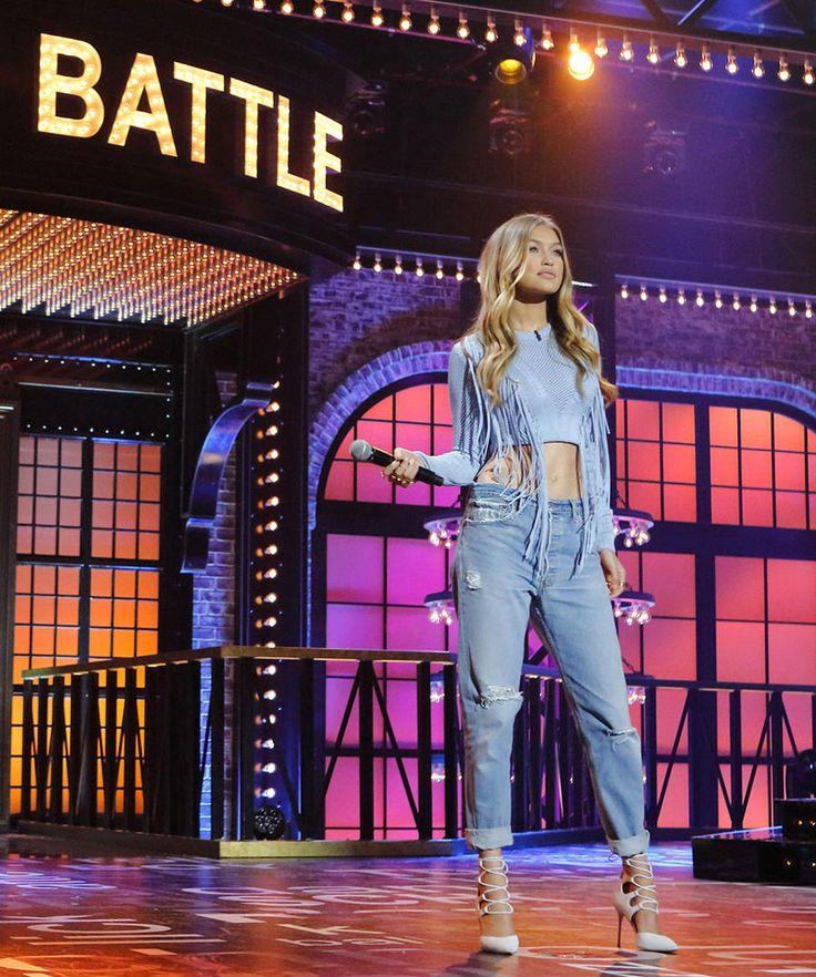 Gigi Hadid On Lip Sync Battle Video: 17 Best Ideas About Lip Sync Battle On Pinterest