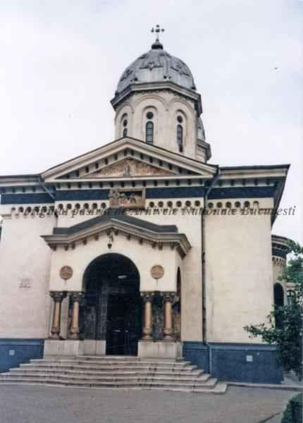 Biserica Sfanta Vineri, demolata in 1987