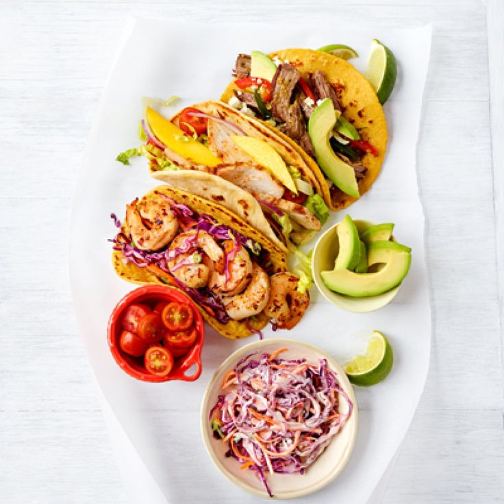 Get the recipe for Spicy Beef Tacos - FamilyCircle.com