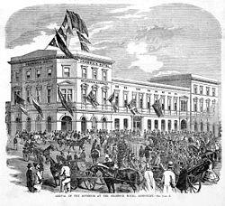 Shamrock Hotel (Bendigo) - 1864  Wikipedia, the free encyclopedia
