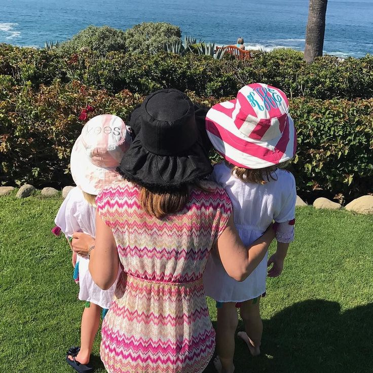 The view is good at any level #lagunabeach #family #brimgirl #hatparty #americanmade #wegotyoucovered #createyourown #childrenhats  . . . #sunhat #preppy #beach #beachfun #beachstyle #instagood #summer #summerstyle #vacation  #wedding #gift #corporateevents #weddingparty #bridesmaidgift #girlstrip #summerready #bacheloretteparty #pool #poolside #familytime #sunscreen #family