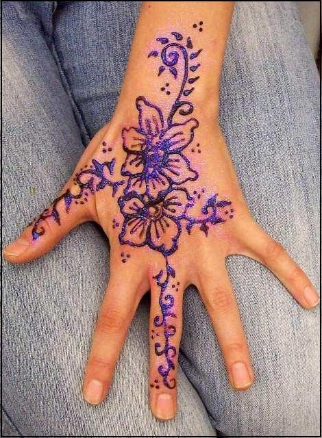 28 best images about henna on pinterest henna temporary for Red henna tattoo