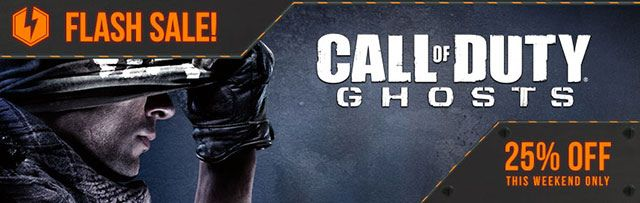 PSN Holiday Flash Sale: Call of Duty: Ghosts (PS3) $44.99, Batman Arkham Origins (PS3) $29.99, Amazing Spider-Man (Vita) $35.99, Lego Marvel Superheroes (PS4) $39.99, and more - http://slickdeals.co.nz/deals/2013/12/psn-holiday-flash-sale-call-of-duty-ghosts-(ps3)-$4499,-batman-arkham-origins-(ps3)-$2999,-amazing-spider-man-(vita)-$3599,-lego-marvel-superheroes-(ps4)-$3999,-and-more.aspx