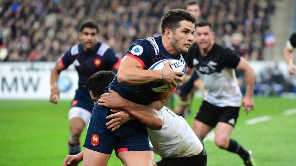 Brice Dulin (XV de France) France/NZ 2016