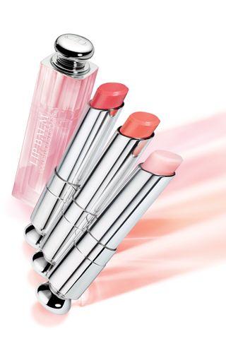 Dior MakeUp. Summer Look Croisette. Dior Addict Lip Balm. Discover more on www.dior-backstage-makeup.com