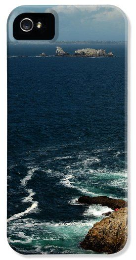 Pointe de Penhir iPhone Case / iPhone Cover for Sale. By RicardMN Photography