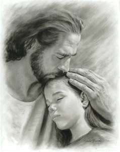 Loving Heavenly Father - this is what it looks like