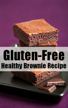 The Chew's Daphne Oz showed us her gluten-free healthy fudgy brownies recipe using some healthy ingredients that taste great! http://www.recapo.com/the-chew/the-chew-recipes/the-chew-daphne-ozs-gluten-free-healthy-fudgy-brownies-recipe/