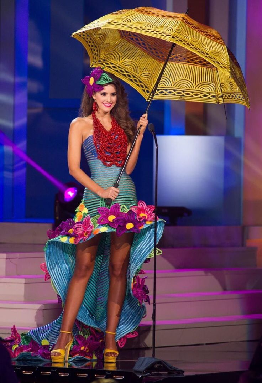 Colombia Nueva Miss Universo! Paulina Vega Diepa.